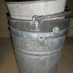 Galvanised Baths & Buckets