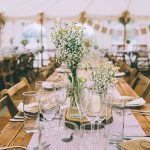 Gingham Table Runners